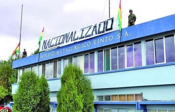 Bolivia asume defensa de Colquiri ante demanda de la suiza Glencore
