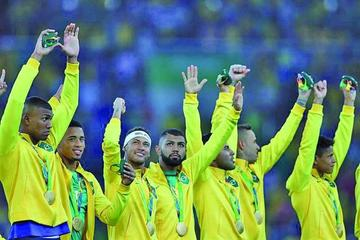 Brasil se corona campeón olímpico