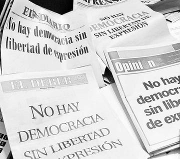 La ANP denuncia asfixia económica del Gobierno a diarios independientes