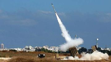 Israel ataca posiciones en Gaza en respuesta a disparo de cohete