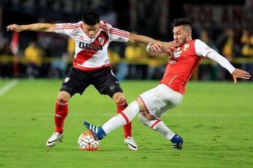 Brasil y Argentina se hacen presente en la Sudamericana
