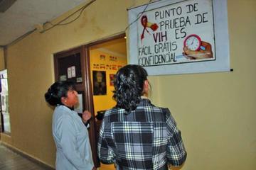 Hasta la fecha reportan 30 casos positivos de VIH en el Departamento de Potosí