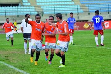 Deportivo La Guaira aspira sorprender a Emelec