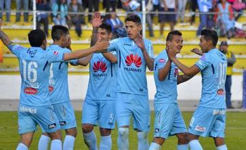 Bolívar busca el triunfo frente al campeón