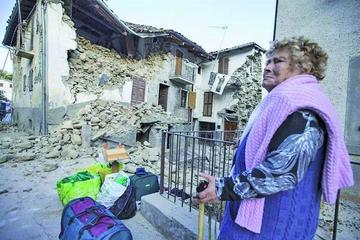 Fuerte terremoto en Italia causa la muerte de más de 150 personas