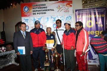 La selección de fútbol de salón de ciegos se consagra bicampeón nacional