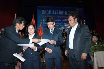 Prevén más de 12.000 bachilleres en Potosí en esta gestión escolar