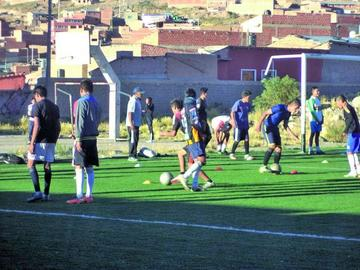Nacional y Real juegan el primer clásico de Reservas de la Liga