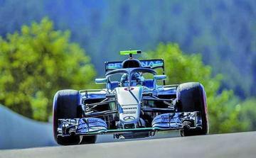 Rosberg es el más rápido en el GP de Bélgica