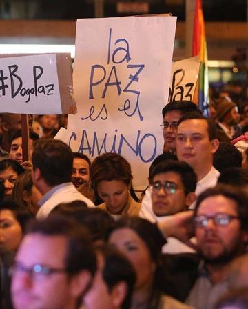 Ultiman los detalles para el alto al fuego en Colombia