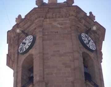 Ya funciona reloj de la Catedral