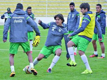 Martins se suma a la selección boliviana