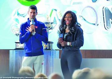 Serena y Djokovic llegan como favoritos al Abierto de EE.UU.