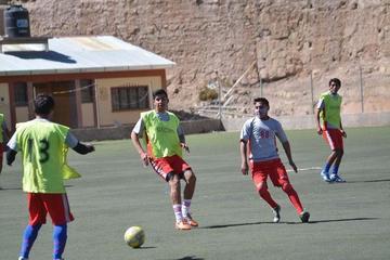 Wilstermann Cooperativas trabaja mentalizado en la Copa Bolivia