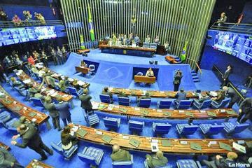 El Senado se apresta para dictar sentencia en el juicio a Rousseff