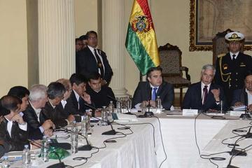 Deciden que el acuerdo final del pacto fiscal sea por consenso