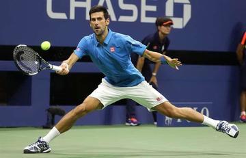 Djokovic avanza sin jugar en el US Open