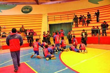 Villazón y Tupiza logran el título de voleibol en los Pluris