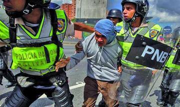 Denuncian 19 detenciones en Venezuela