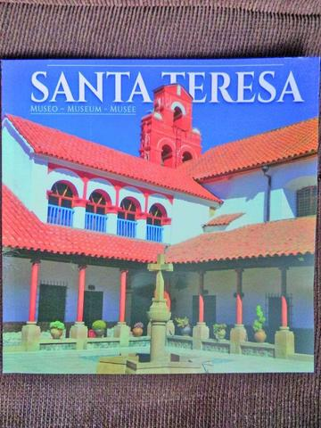 Publican la  guía del museo de Santa Teresa