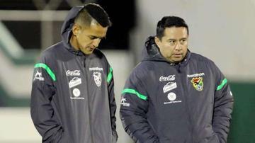 Campos es baja en Bolivia para el duelo ante los chilenos