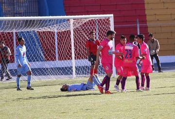 Real Potosí empata 1-1 ante Bolívar