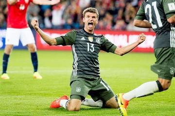 Alemania inicia eliminatoria con triunfo