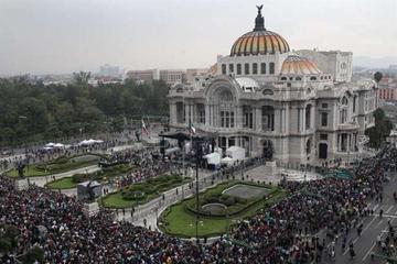 Reciben cenizas de Juanga en México