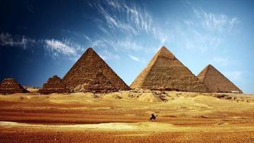 Egipto pretende limpiar pirámides
