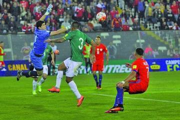 Medios chilenos elogiaron la gran actuación de Lampe