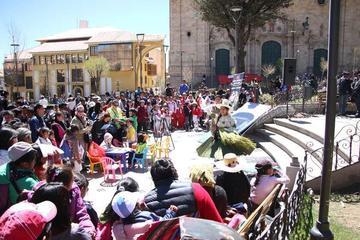 Potosí celebra el reingreso a la OCPM