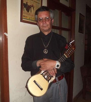Daniel Vallejo actúa hoy en concierto de charango