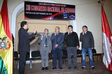 Caboco postula la participación de empresas nacionales en obras
