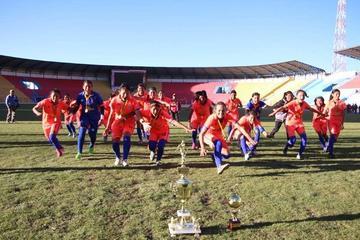 San Martín gana por penales y se corona campeón