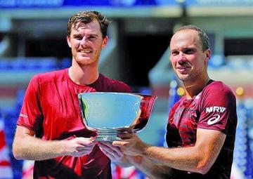 Murray y Soares ganan la corana de dobles a Carreño Busta y García López