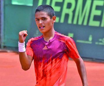 Aguilar logra el título en el US Open