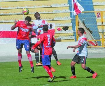 Wilstermann Cooperativas debuta con una derrota en la Copa Bolivia