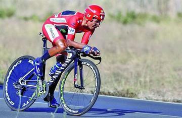 Quintana se enfila a ganar la Vuelta a España