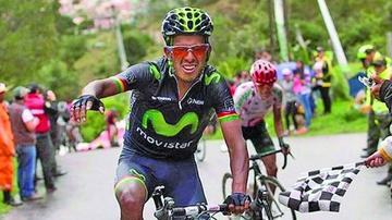 Soliz gana la última etapa de la Vuelta Boyacá en Colombia