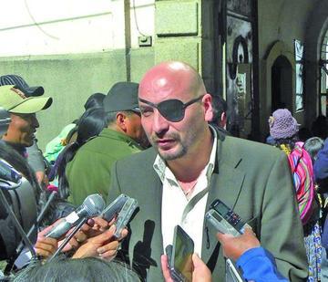 Defensor gestiona decreto de amnistía e indulto sin límites