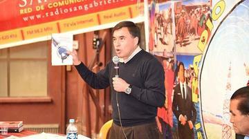 Periodistas piden a Defensoría pronunciarse por agresiones de Quintana