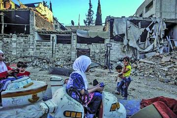 Siria vive un día sin bajas pese a las violaciones al alto al fuego