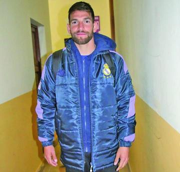 Antonio Rojano es la duda en el cuadro lila