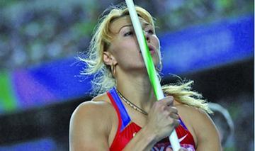 Rusa Abakumova fue descalificada por dopaje