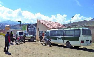 Infraestructura carcelaria se amplía en Cantumarca