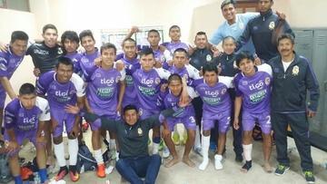 Real Potosí logra su tercer empate del campeonato de Reservas
