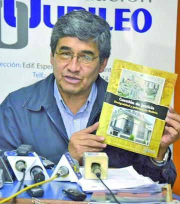 Jubileo pide transparencia en gestiones por el gas