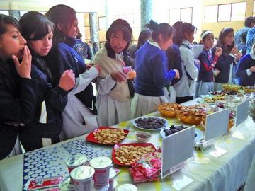 Planifican nuevas ferias para el desayuno escolar