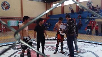 Potosí alberga hoy el campeonato nacional de artes marciales mixtas