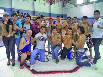 Potosí se impone en el nacional de artes marciales mixtas